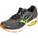 Mizuno Wave Inspire 14 Shoes Men Magnet/Lime Punch/Vibrant Orange
